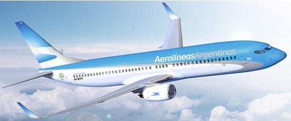 Rebranding Aerolíneas Argentinas