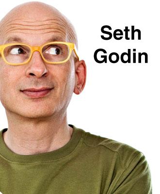 Seth Godin, en la Biblioteca de Marcas Corporate