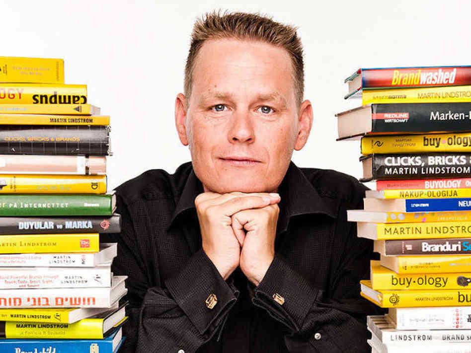 Martin Lindstrom en la Biblioteca de Marcas Corporate