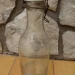 Botella de leche de La Martona - Mausoleo de Marcas Corporate