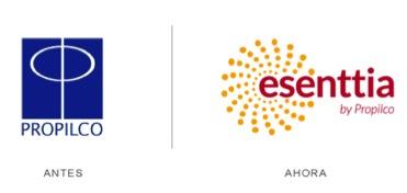Rebrandings del 2014 en Colombia - ESENTTIA - Noticias de Marcas Corporate