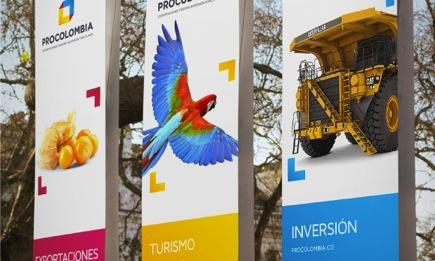 Rebrandings del 2014 en Colombia - Procolombia - Noticias de Marcas Corporate