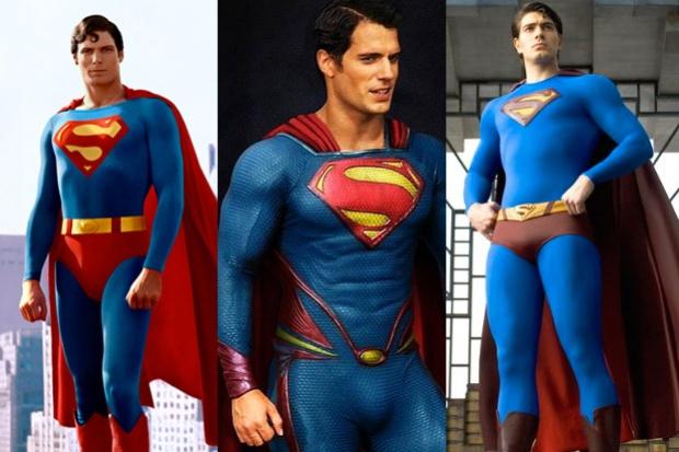 Cuando Superman perdió los calzoncillos