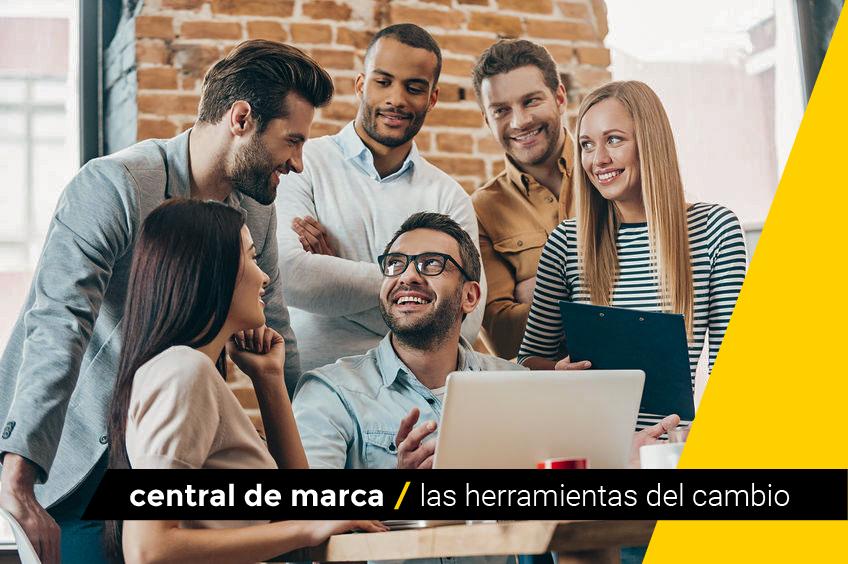 Central de Marca/ Las herramientas del Cambio - Rebranding de ISA