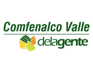 Corporate Consultoría de Marca - Logo Comfenalco Valle