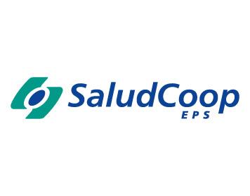 Corporate Consultoría de Marca - Logo SaludCoop - eps
