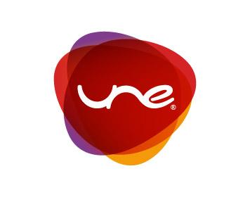 Corporate Consultoría de Marca - Logo UNE