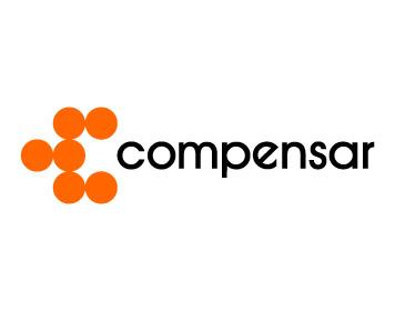Corporate Consultoría de Marca - Logo Compensar