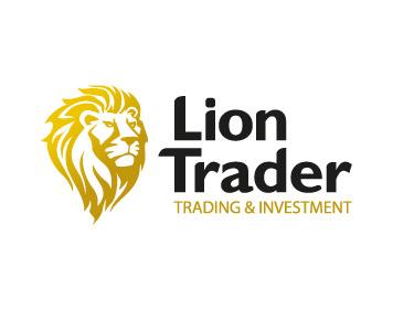 Corporate Consultoría de Marca - Logo Lion Trader