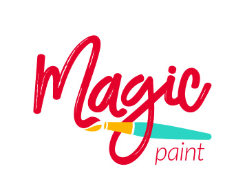 Corporate Consultoría de Marca - Logo Magic Paint