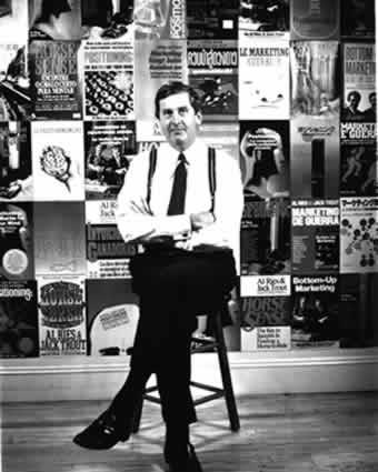 Jack Trout en la Biblioteca de Marcas Corporate