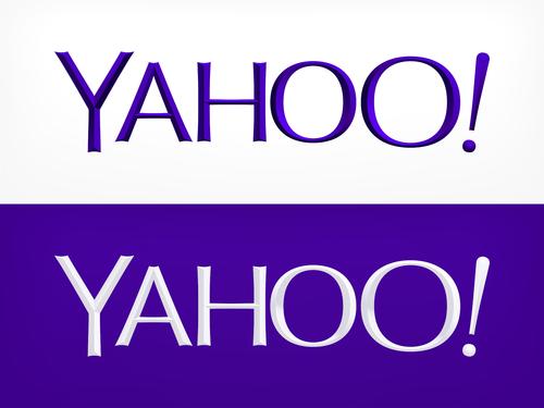 Nuevo Logo Yahoo!