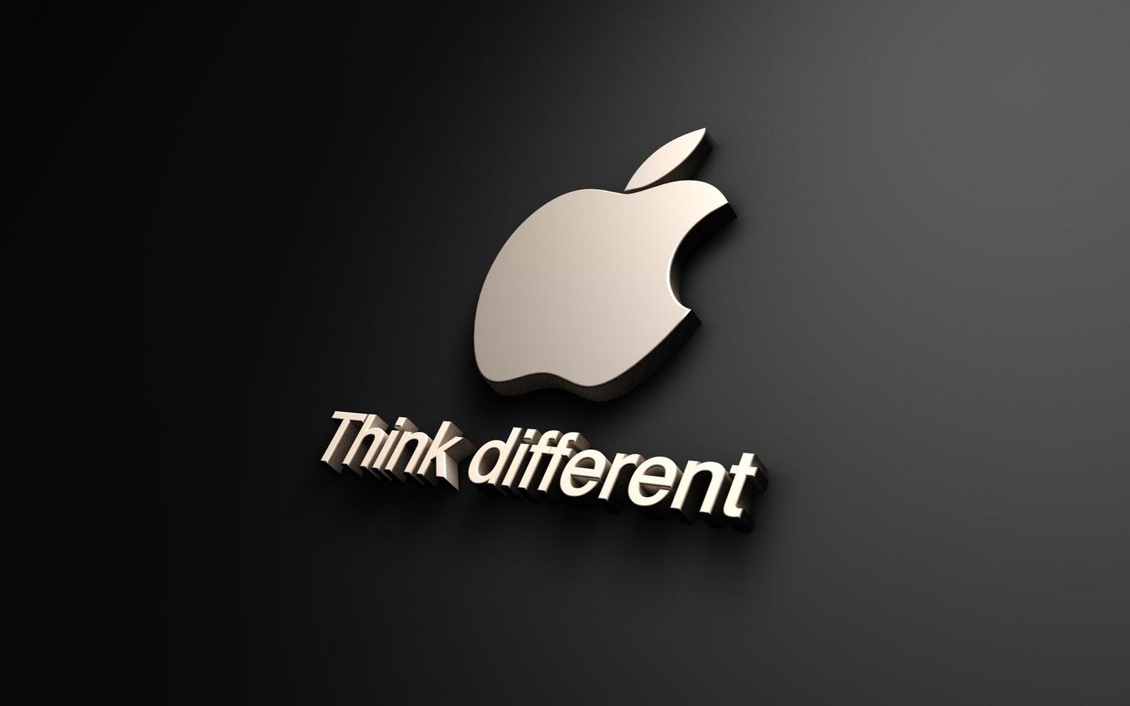 Esencia de Apple - Piensa Diferente