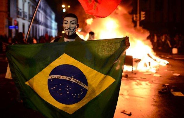 Comunicación interna y Externa Copa Brasil
