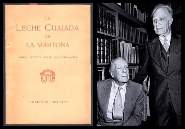 La Martona, sinónimo de la leche Argentina, escrito de Borges y Bioy - Mausoleo de Marcas Corporate