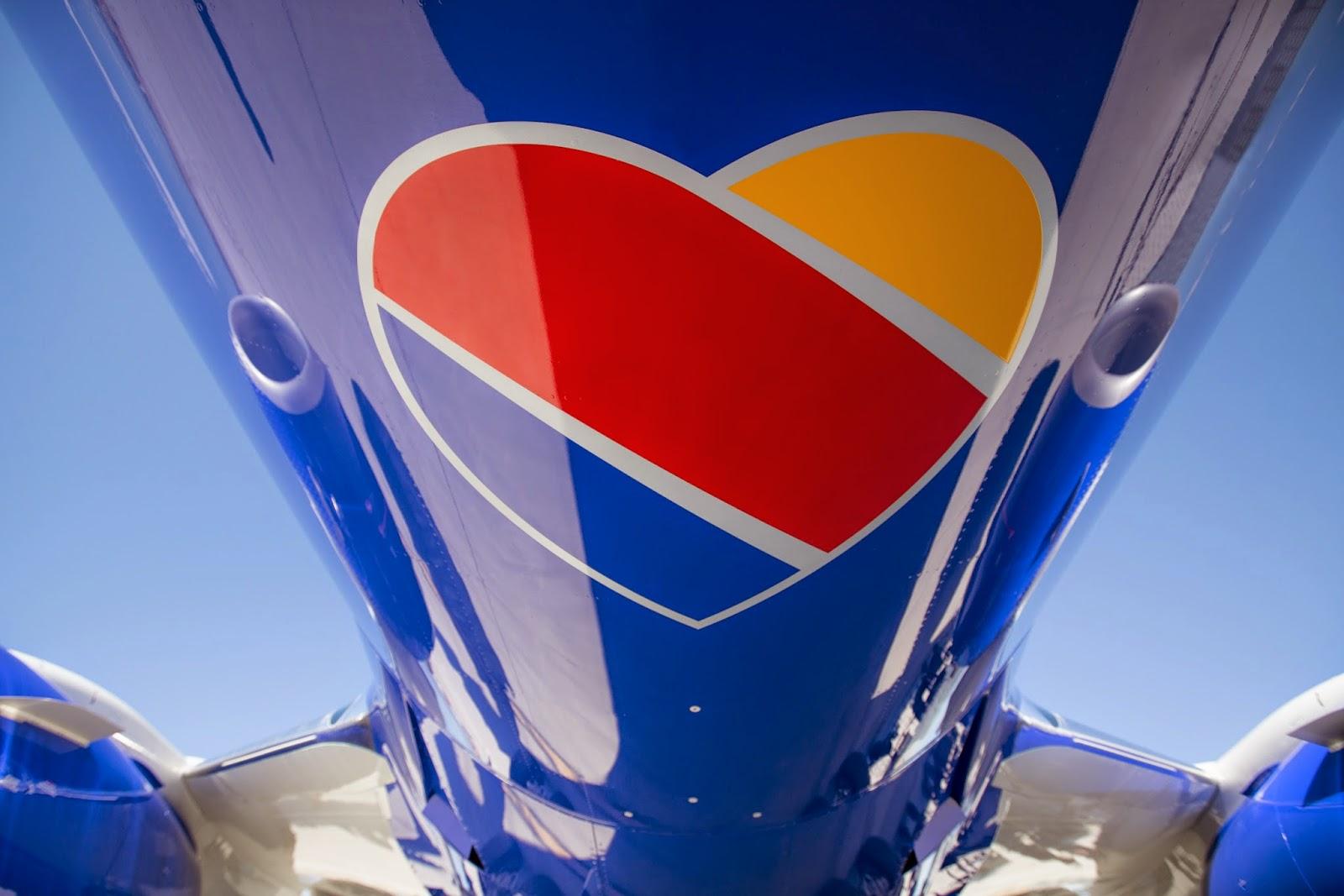 La Nueva Identidad de Southwest, en Noticias de Marcas Corporate