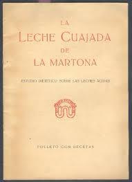 """Folleto """"La leche cuajada"""" escrito por Borges y Bioy para La Martona - Mausoleo de Marcas Corporate"""