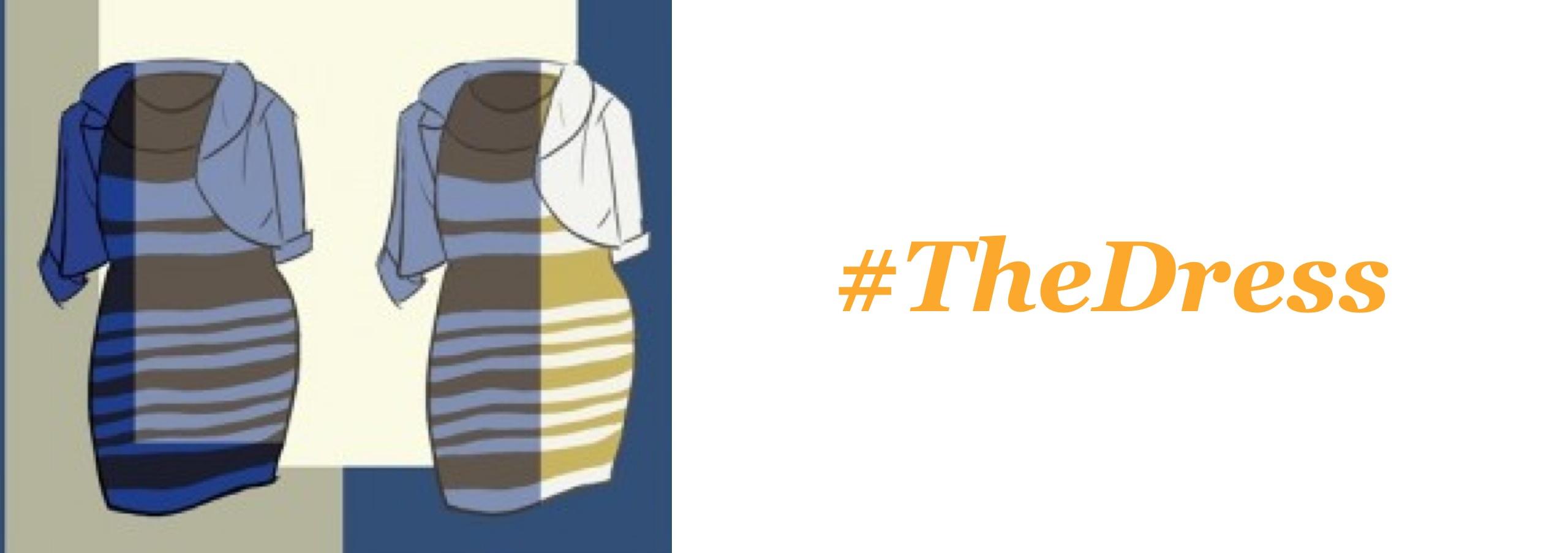 #TheDress - Cómo lo vemos en Corporate