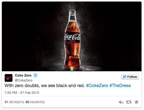#TheDress - Coca cola - Noticias de Marcas Corporate