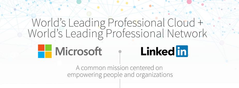 Linkedin: el nuevo miembro de la familia Microsoft - Magazine de Marcas, Corporate
