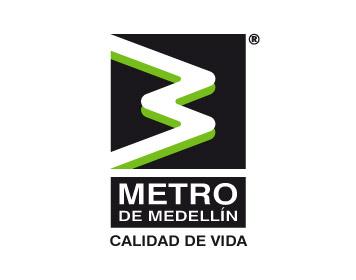Corporate Consultoría de Marca - Logo Metro de Medellín