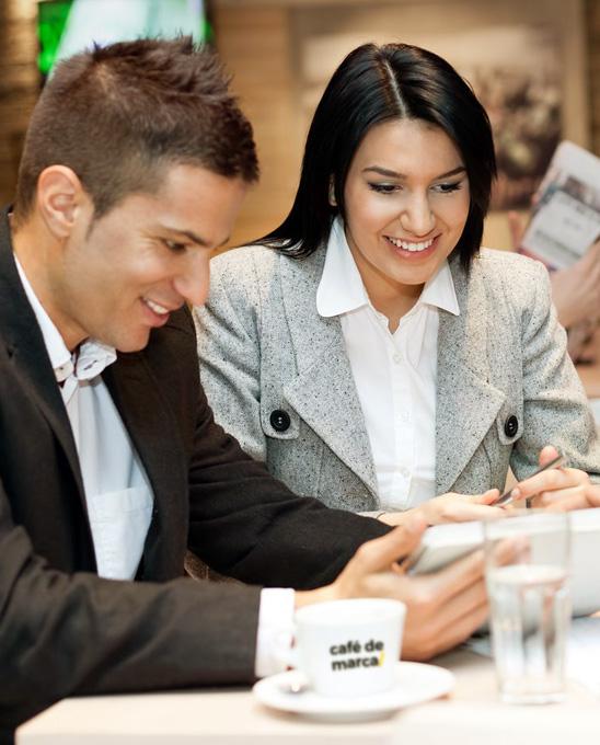 Corporate Cafe de marca - expertos estrategia marca competitiva-corporativa